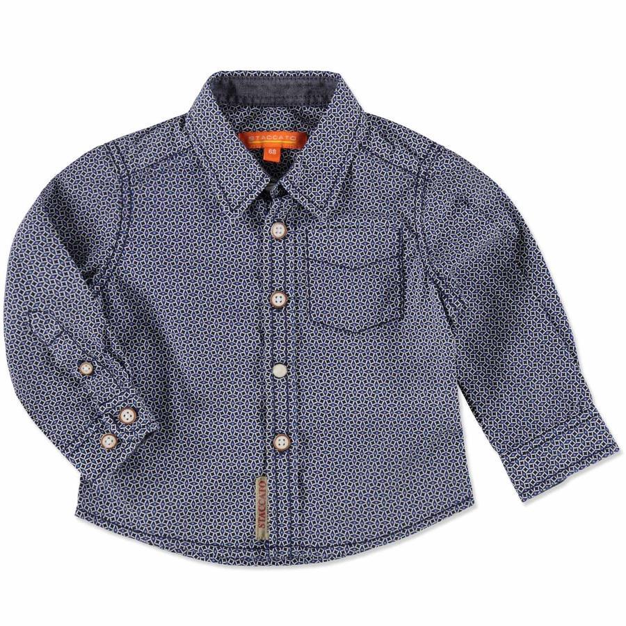 STACCATO Boys Atrament w koszulce dla niemowląt minimalny