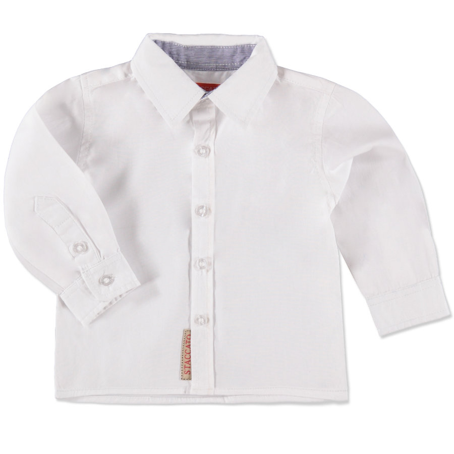 STACCATO Boys Baby Hemd white