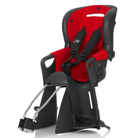 BRITAX Cykelsits Jockey Comfort Blue / Red