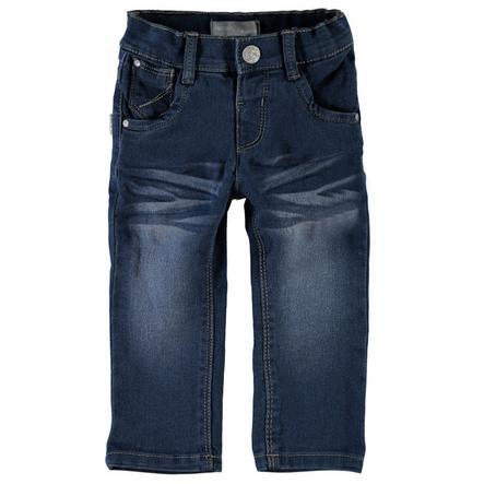 NAME IT Girls Spodnie Jeans NITSIF dark blue denim