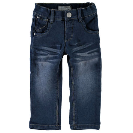 NAME IT Girls Spodnie Jeans NITSIF dark blue denim
