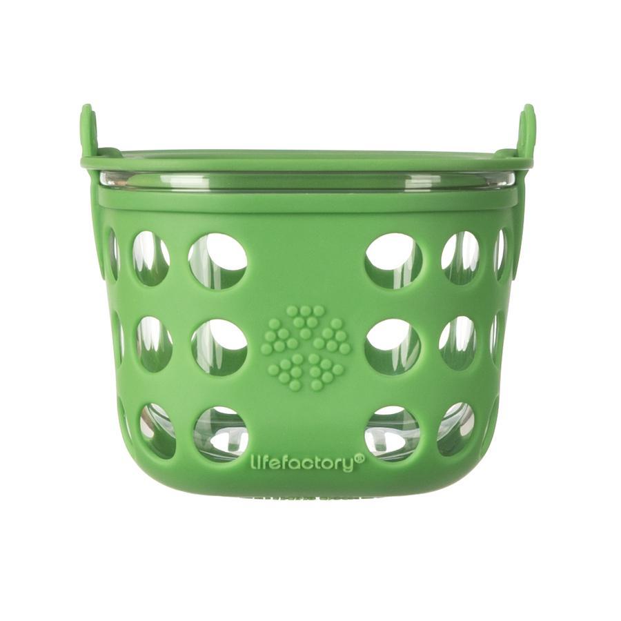 lifefactory Aufbewahrungsbox grass green 475 ml