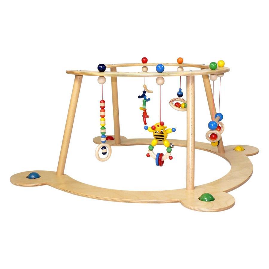 HESS Babyspeeltoestel en looptrainer