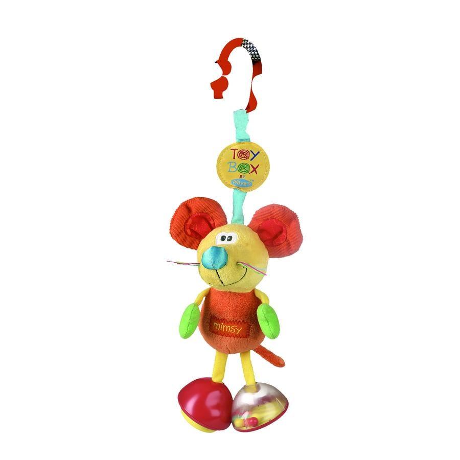 playgro Maus Klipp Klapp für Kinderwagen