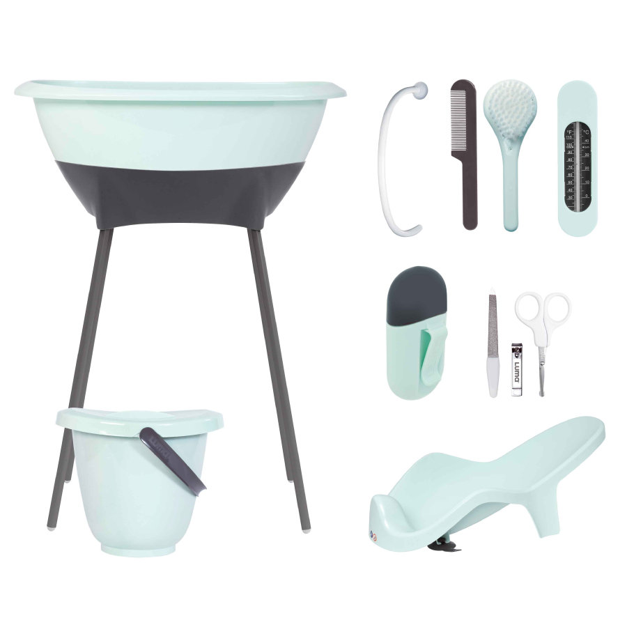 LUMA Set de bain Couleur 10, misty mint