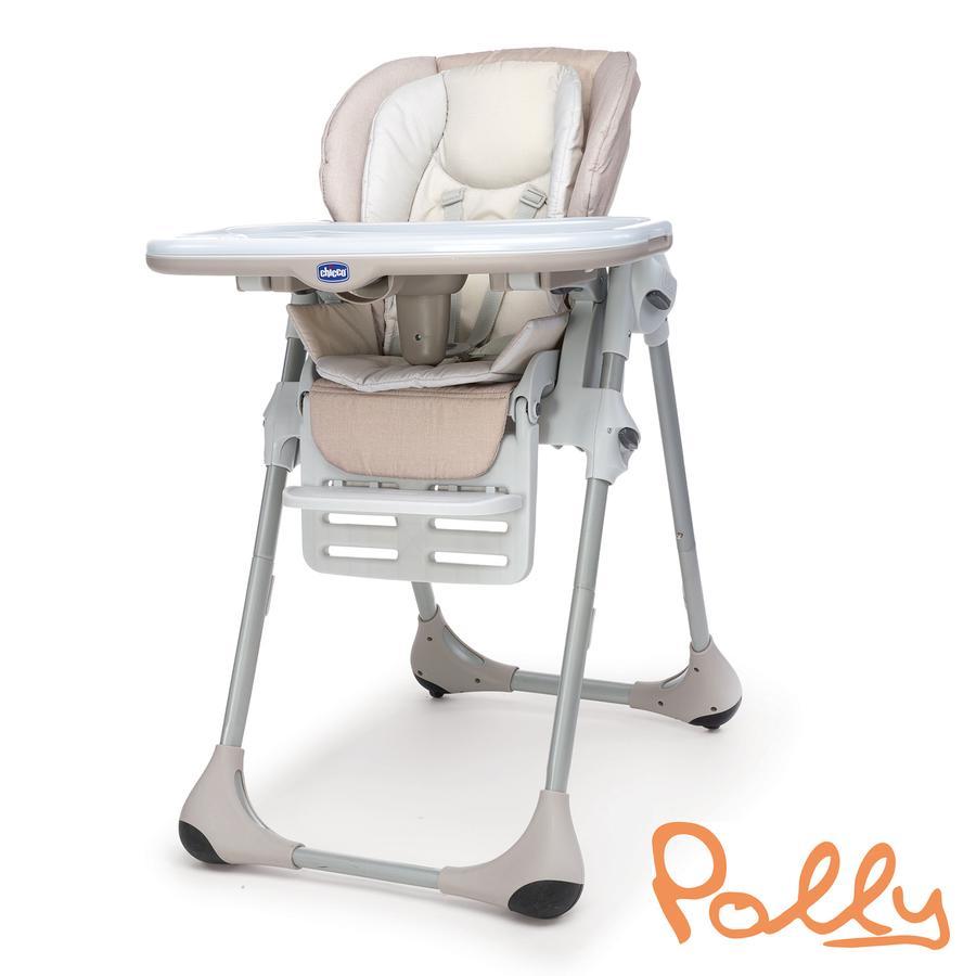 CHICCO Jídelní židlička Polly 2 v 1 WILD, kolekce 2015