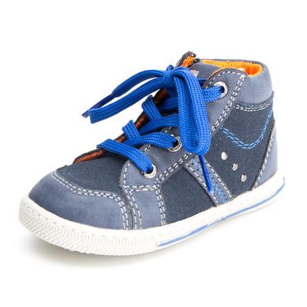 Lurchi Boys Chaussure basse BINGI bleu foncé (moyen)
