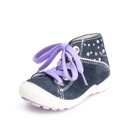 Lurchi Girl s low shoe azul oscuro