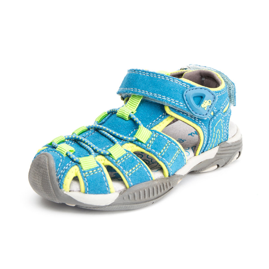 LURCHI Boys Sandalen BOBBY electric blue (mittel)