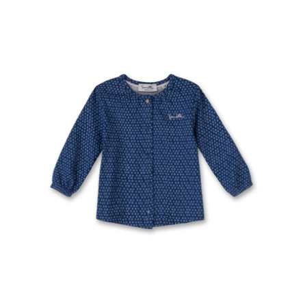 FIFTYSEVEN by SANETTA Girls Jersey Jäckchen dark blue
