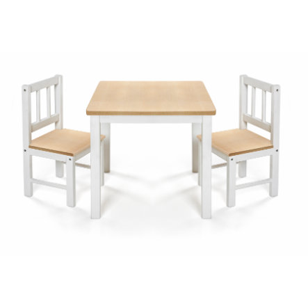 REER Table and Chairs Eat&Play (69001)