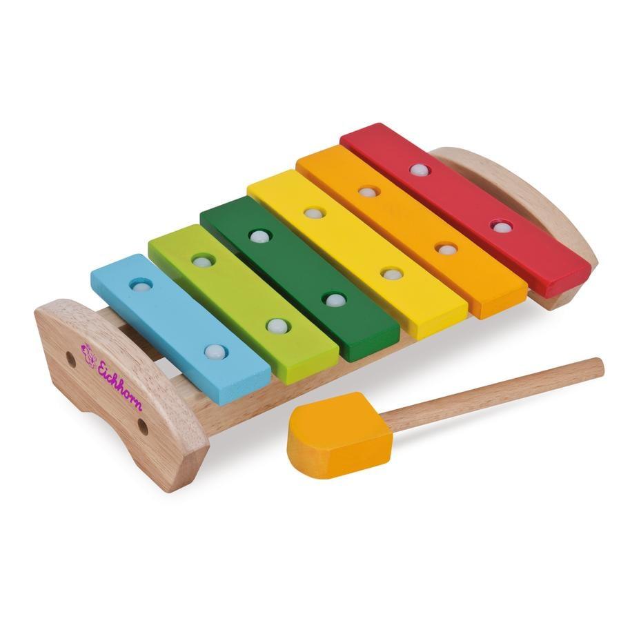 EICHHORN Dřevěný Xylofon