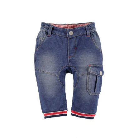 KANZ Boys Spodnie jeans blue denim