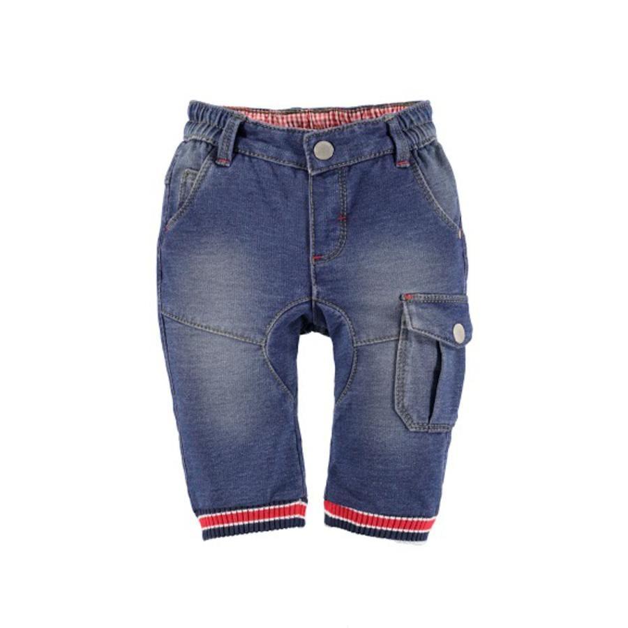 KANZ Chlapecké džíny modrá džínovina