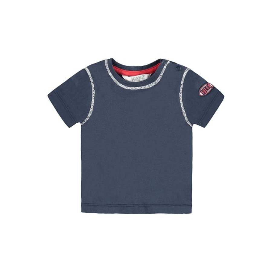 KANZ Boys T-Shirt dress blue