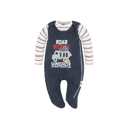 KANZ Boys Stramplerset 2-teilig dress blue