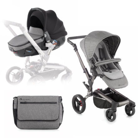 JANE Buggy Rider incl. Reiswieg Matrix Light 2 Soil
