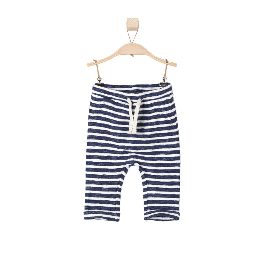 s.OLIVER Girls Leginsy blue stripes