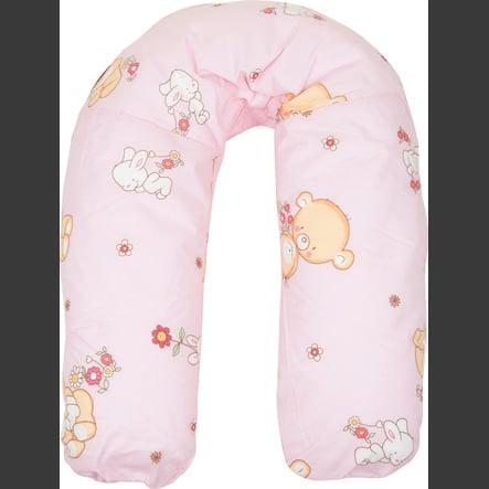 Fillikid Amningskudde rosa 160cm
