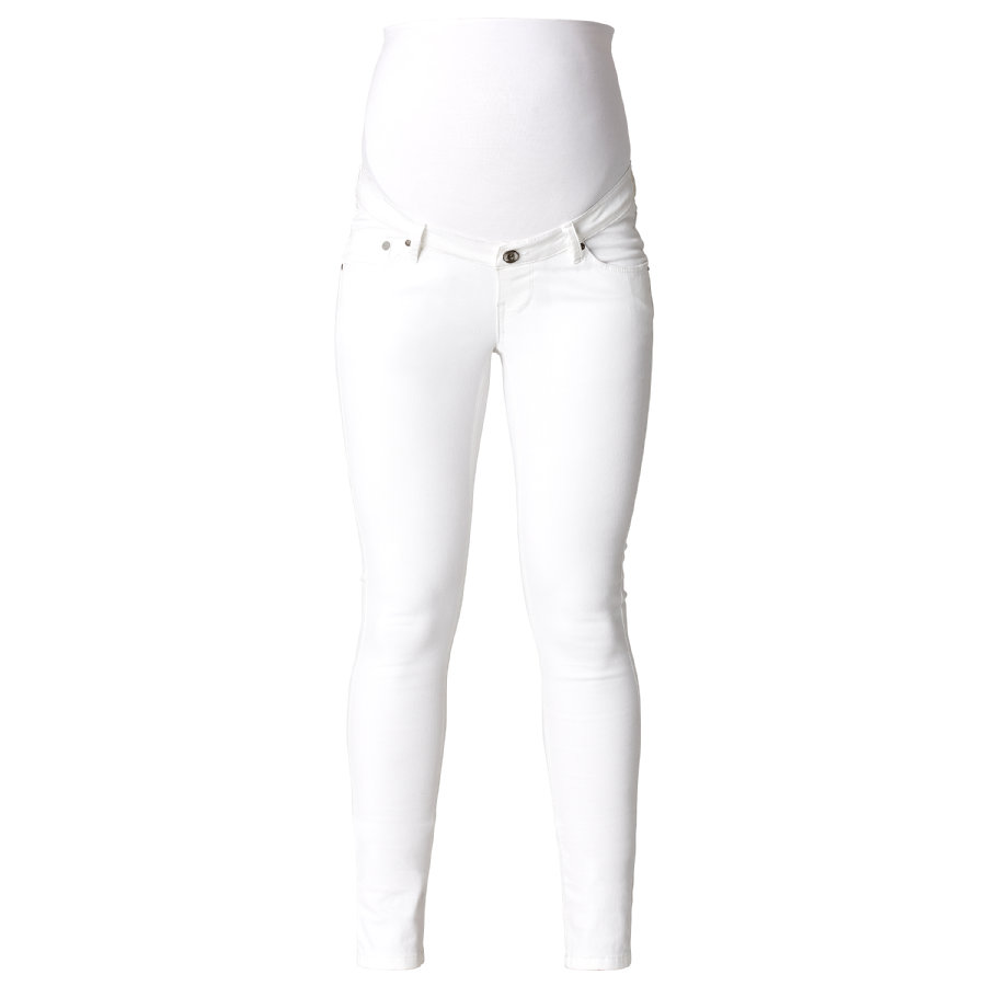 NOPPIES Umstands Jeans Leah white