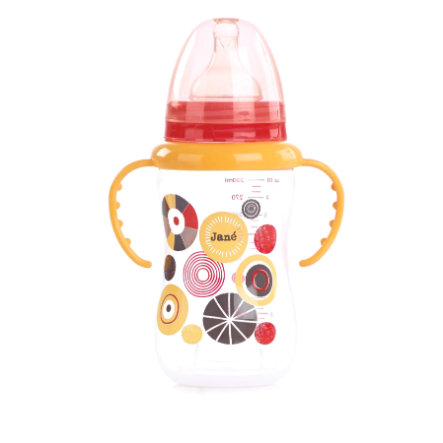 JANE Biberon 3 tappe 300ml Feeding