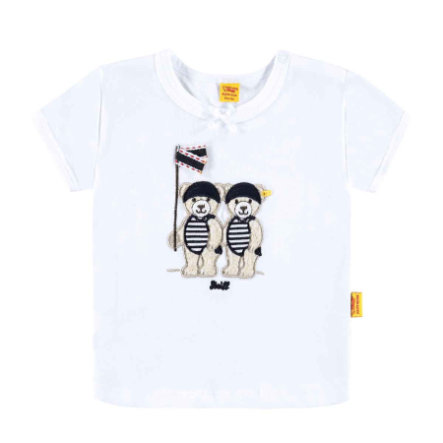 STEIFF T-Shirt bright white