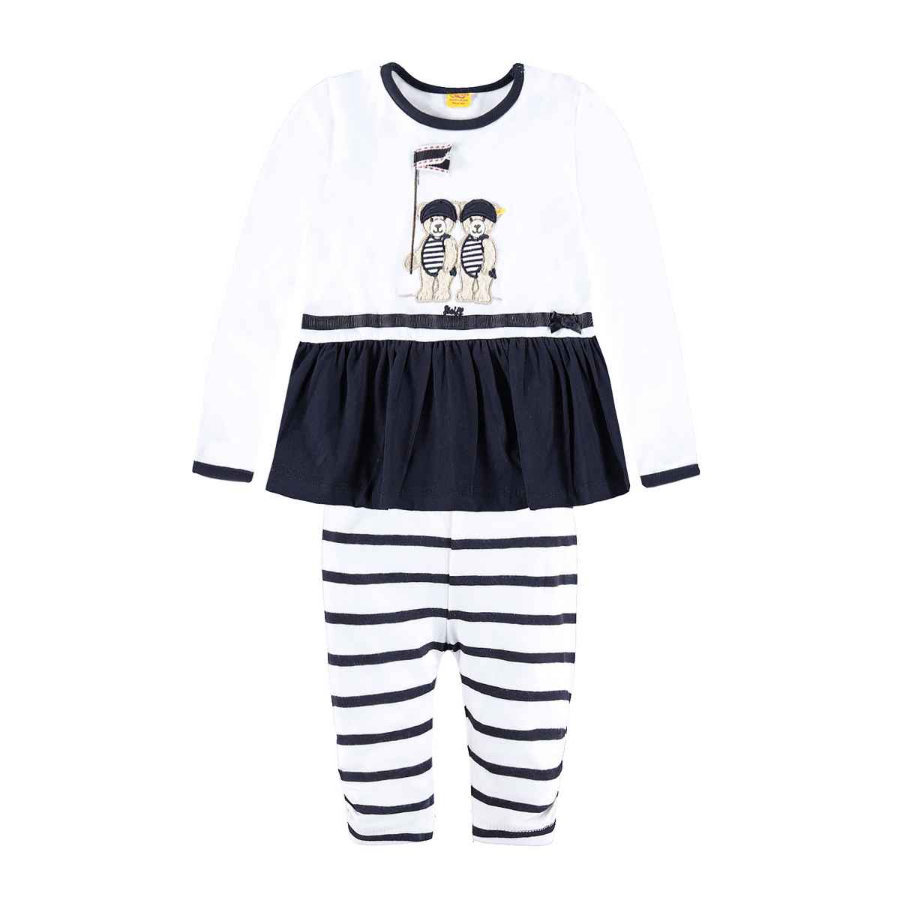 STEIFF Girls Set 2-tlg. marine