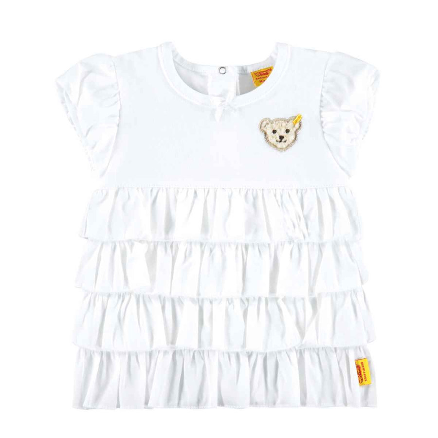 STEIFF Girls Tunika bright white