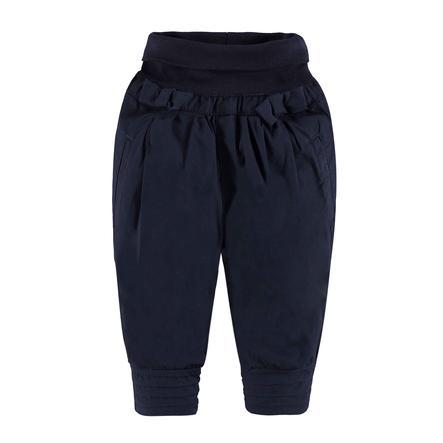 STEIFF Girls Kalhoty tmavě modré