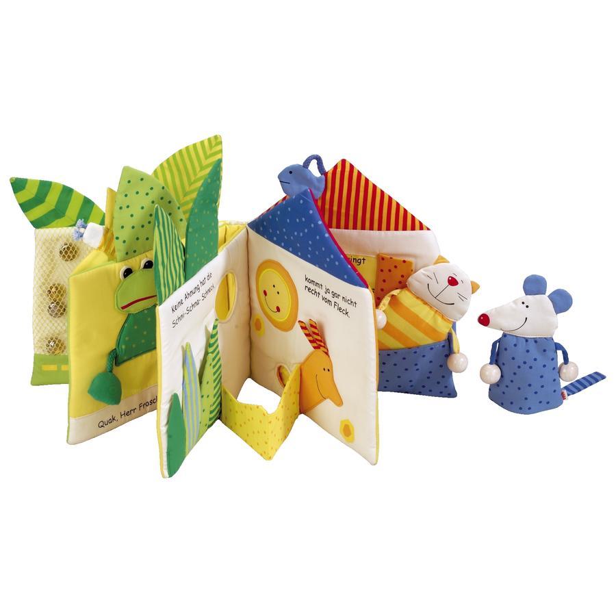 HABA® Stoffbuch Blätterhäuschen 1017