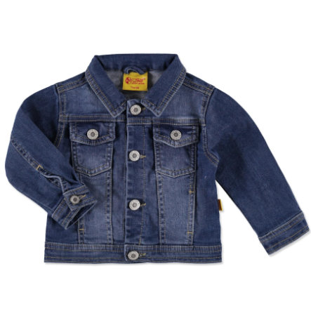 Steiff Jeansjacke blue denim