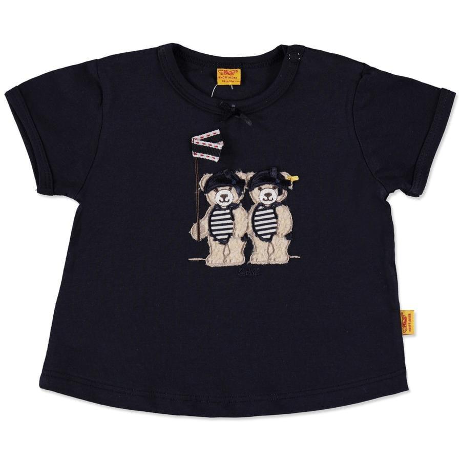 STEIFF Girls T-Shirt marine
