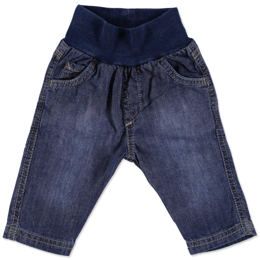 STEIFF Boys Jeanshose dark blue denim
