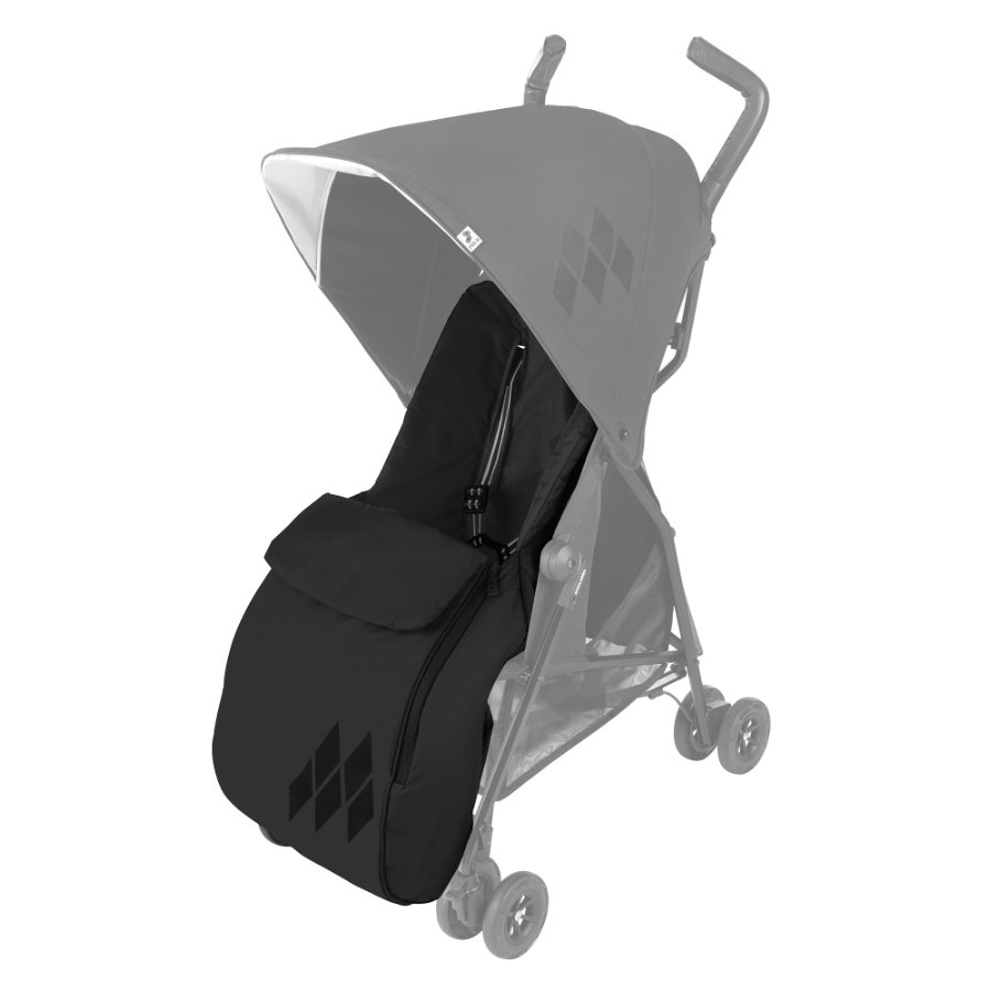 MacLaren Coprigambe Buggy Mark II Black