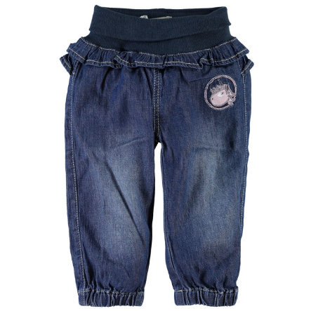 NAME IT Girls Spodnie Jeans NITEDORA medium blue denim