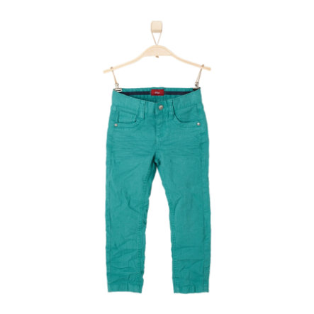 s.OLIVER Boys Jeans green