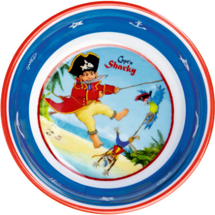 COPPENRATH Melamine Kom- CAPT`N SHARKY