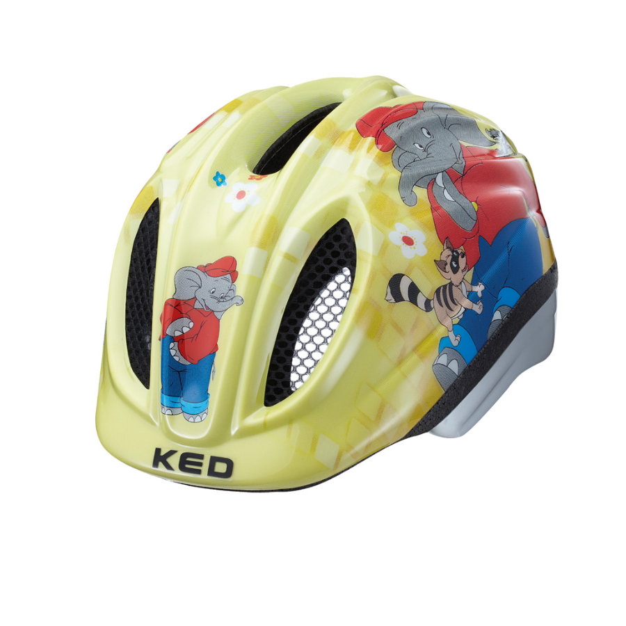 KED Kinder Fahrradhelm Meggy Original Benjamin Blümchen Größe XS 44-49 cm