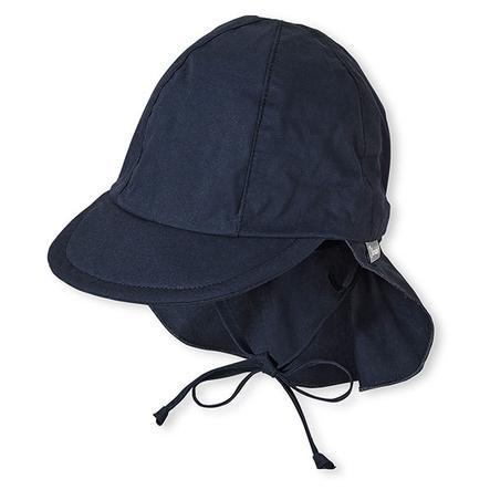 STERNTALER Mini čepice s kšiltem pro chlapce, marine