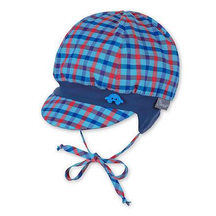 STERNTALER gorra con visera azul
