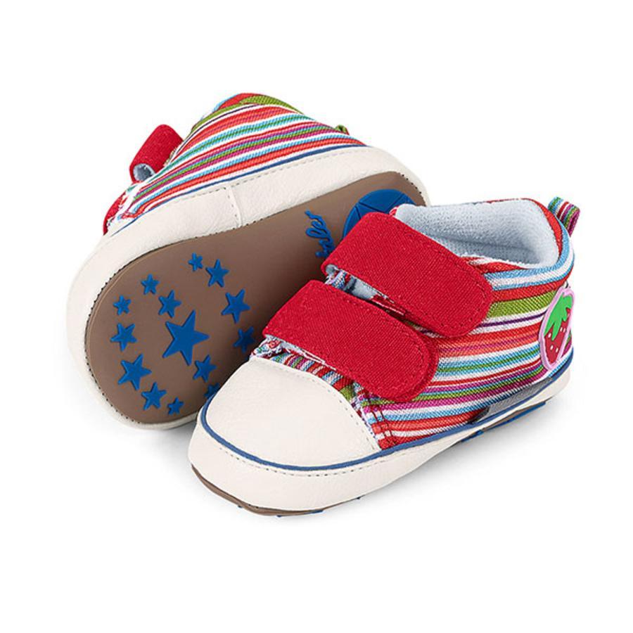 STERNTALER Baby-Schuh paprikarot