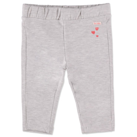 TOM TAILOR Girls Leggings grey melange