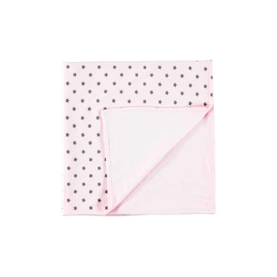 BELLYBUTTON Baby Kuscheldecke pink