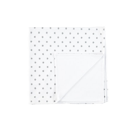 BELLYBUTTON Baby Kuscheldecke bright white