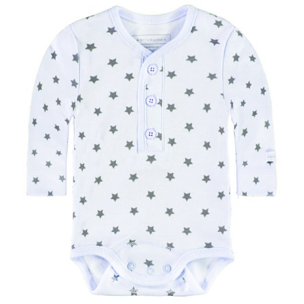 BELLYBUTTON Boys Baby Body s dlouhým rukávem light blue
