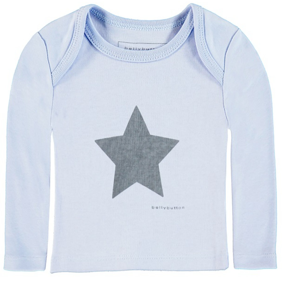 BELLYBUTTON Baby Longsleeve light blue