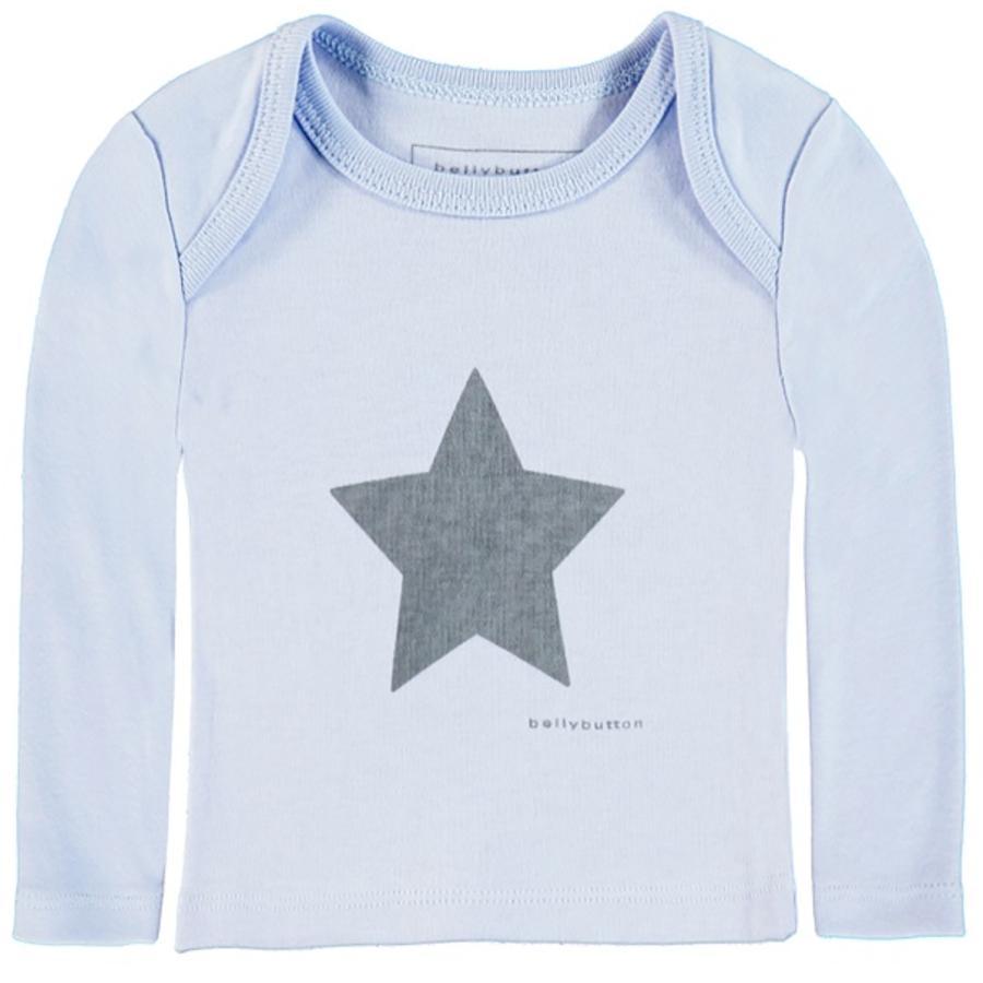 BELLYBUTTON Baby Tričko s dlouhým rukávem light blue