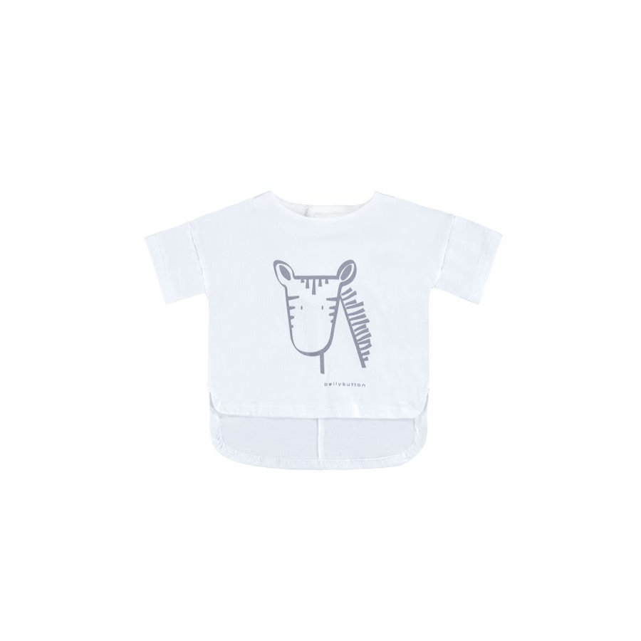 BELLYBUTTON Baby Tričko bright white