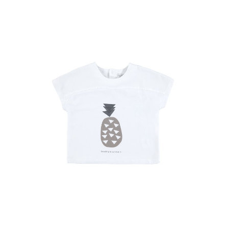 BELLYBUTTON Bebé blanco T-Shirt brillante