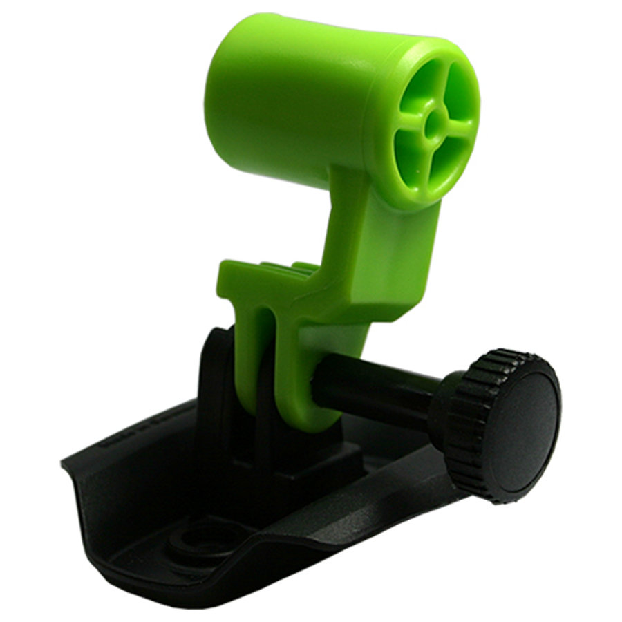 KED Actioncam Helmhalterung Trailon Green